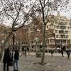 バルセロナのタクシーストライキでUberが使えなくなったって( ゚Д゚)