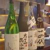 新しい日本酒入荷しました 神戸三宮の地鶏料理店