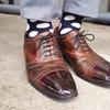 【なおるってぃとの別れ】さようなら俺の初パティーヌした革靴