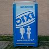 チェコの公衆トイレ可愛い