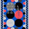 5月13日公開!石井裕也監督作品映画「夜空はいつでも最高密度の青色だ」原作詩集、最果タヒを読む。