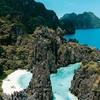 【Hidden Beach】世界のベストビーチ30に選出 / パラワン島