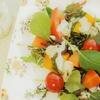 ハーブドレッシングで野菜を美味しく① ~フレッシュスペアミントのホワイトドレッシング~