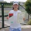 神奈川県テニス小学生大会優勝!