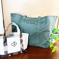 【7月からレジ袋の有料化がスタート】ガンガン使える丈夫でオシャレなエコバッグ!日常使いに超おすすめ L.L.Bean「グローサリートート」