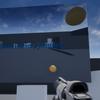【UE4】映像をレンダーテクスチャーで投影する方法