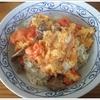 トマトの卵とじ