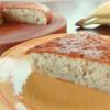 【ホットケーキミックス】フライパンで焼く簡単バナナケーキ