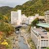 北海道の定山渓の紅葉はこの世のものじゃなかった