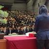 多摩大学2014年度卒業の集い--みんな、元気でな!