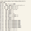 日本オリジナルツアー100回達成おめでとう
