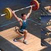スプリットオルタネイティングフットスナッチの利点(アスリートに様々な姿勢における両側性の筋力、バランス、パワーを教えるエクササイズになる)
