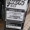 本日は女子独身倶楽部主催ライブです!