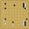 Master対AlphaGoZeroの棋譜4