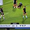 閑話小題 ~ワールドカップ・ラグビー