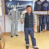 東京にて開催中のクッシュマン/CUSHMAN2017春物新作展示会のご紹介!