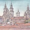 旅の絵日記:2019年スペイン、ポルトガル 3