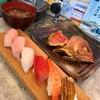 ●下田回転寿司「魚どんや」では地ものを食べるべし