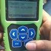 OBDSTAR F109を使ってSUZUKI Alto K10のキー(キー全紛失)をプログラムー