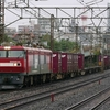 9月26日撮影 東海道線 平塚~大磯間 貨物列車撮影 1155ㇾ 5075ㇾ 2079ㇾ
