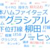 8/28~オリ→ハム【鷹について】