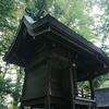 【箸中・國津神社】纏向川 地主の森で三輪山と箸墓を見守る国津神の古社