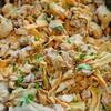 塩メンマと鶏の中華炒め