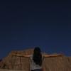トドラ渓谷、切り取られた「夜空」