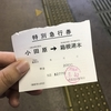 2019.06.30 梅雨真っ盛りの箱根&引退間際のサンナナ撮影記 前編