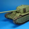 アミュージングホビー 1/35 フランス軍 重戦車 ARL-44 BC自由学園仕様