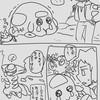 ハイパークロスオーバー漫画。