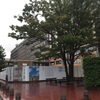 岡山後楽園周りを走りました。