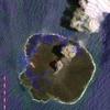 H290626ランドサット8の捉えた西之島