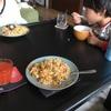 母の日の昼ごはんは、とうとの味