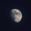 【写真】月がよく見えると撮影したくなる