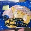 Pasco 冬季限定 とろけるクリームシフォン 食べてみました