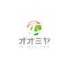 健やかな緑主体のロゴで活気を表す
