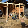 空き家再生プロジェクト【DIY9】 ~エントランスの石段そしてスロープ~