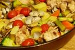 【調味料4つ】「鶏肉とアサリの白ワイン蒸し」作り方・レシピ