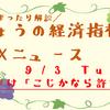 【2019.9.3(火)】今日のFXニュース~経済指標や値動きなど~【FX初心者さん向けに解説】