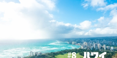 vol.8 ダイアモンドヘッドに登る。ハワイ留学紀行。