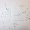 手を描く!3【練習】