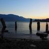 アティトラン湖の朝焼け~サンペドロ・ララグーナより