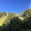 【北アルプス】上高地から吊尾根経由で奥穂高岳へ(1泊2日)