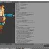 Blenderのpythonスクリプトでユニティちゃんのレンダリング負荷軽減を自動化する