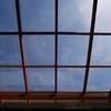 ウッドデッキにポリカ平板の屋根をつける【組み立て編】