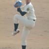 低めが勝負どころのリリーフ 桐蔭横浜大 登坂 航大選手 大卒右腕投手