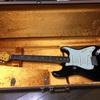 Fender custom shop 1960 stratocaster TBC
