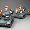 ガールズ&パンツァー IV号戦車D型改 (F2型仕様)エンディングVer.レビュー