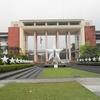 名門フィリピン大学ディリマン校(University of the Philippines)を訪問!